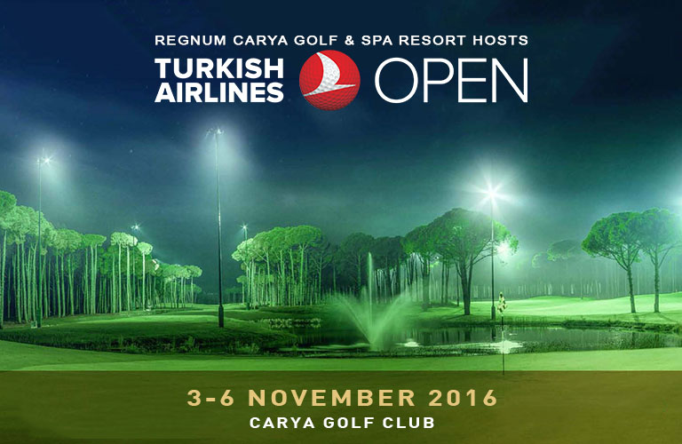 Turkish Airlines Open 2016