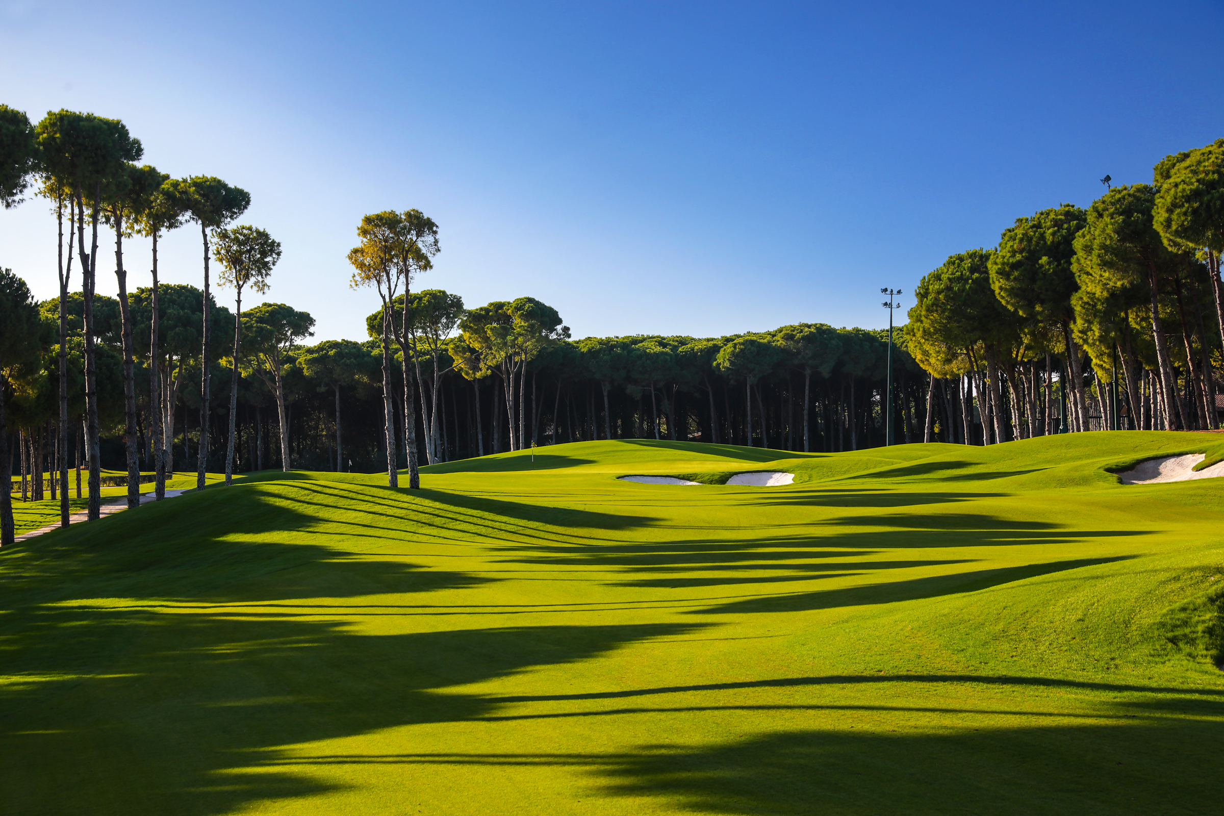 Carya Golf Club Course in Belek Antalya