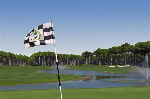 Carya Golf Club Driving Range